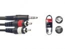 Stagg SYC1/MPSB2CM E - kabel połączeniowy 1m