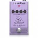 TC Electronic 3RD Dimension Chorus Efekt typu Chorus