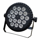 PG LED Reflektor PAR 18X15W RGBWA 5IN1