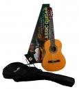 Soundsation CGPKG100 Pack - gitara klasyczna plus zestaw akcesoriów