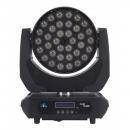 Sagitter ruchoma głowica LED 36 x 10 W RGBW/FC ZOOM