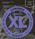 D'Addario ECG24-7 11-65 - struny do gitary elektrycznej 7-str