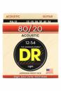 DR HA 12-54 HI-BEAM  struny do gitary akustycznej