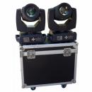 PG LED 2 x Ruchoma głowa BEAM 230W 7R + CASE