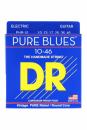 DR PHR 10-46 PURE BLUES struny do gitary elektrycznej