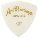 ARIA PAD-01/060 (WH) - piórko do gitary 0.60 mm biały