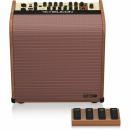 TC-Helicon HARMONY V60 wzmacniacz do instrumentów akustycznych z procesorem wokalnym