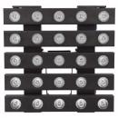 Sagitter LED bar 5 x 5 10 W RGBW/FC