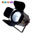 PG LED Reflektor Par 200W COB RGBWAUV 6IN1 + skrzydełka