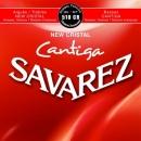 Savarez 510CR - struny do gitary klasycznej