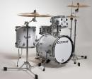 Ludwig BreakBeats White Sparkle - Zestaw Perkusyjny