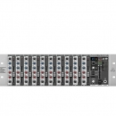 Behringer RX1202FX - 12-kanałowy mikser z preampami XENYX