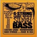 Ernie Ball Slinky 2838 32-130 - struny do gitary basowej