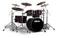 Ddrum HYBRID 6 - akustyczny zestaw perkusyjny z wbudowanymi triggerami