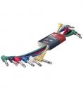 Stagg SPC 015 L E - kable połączeniowe 15cm