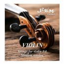 JEREMI Violin Strings 3/4 Struny do Skrzypiec