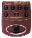 Behringer ADI21 - efekt gitarowy