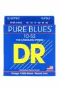 DR PHR 10-52 PURE BLUES struny do gitary elektrycznej