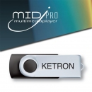 PEN DRIVE 2016 STYLE UPGRADE VOL.1 do MIDJ PRO, KETRON