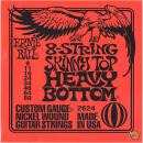Ernie Ball 2624 09-80 Struny do gitary elektrycznej 8 str