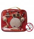Stagg CPK 01 - zestaw instrumentów perkusyjnych dla dzieci
