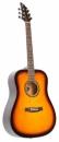 FlyCat STD SB Standard - gitara akustyczna