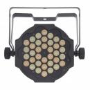 Sagitter projektor LED typu slimpar 36 x 1 W CW/WW IRC