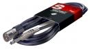Stagg SAC1PXM DL - kabel instrumentalny 1m