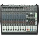 Behringer PMP6000 - 20-kanałowy powermikser 1600 W