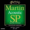 Martin MSP-4000 Phosphor Bronze 10-47 - struny do gitary akustycznej