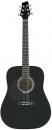 Stagg SW 201 LH BK - gitara akustyczna, leworęczna