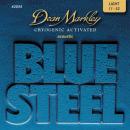 Dean Markley struny do gitary akustycznej BLUE STEEL 11-52
