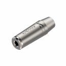 Roxtone  RMJ3FPP-65-NN - Gniazdo Jack 3,5mm na kabel