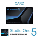 PreSonus Studio One 5 Professional Card - Program typu DAW