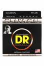 DR RNS 28-44 SILVER-PLATED struny do gitary klasycznej