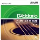 D'Addario EJ18 14-59 - struny do gitary akustycznej