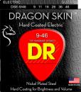 DR DSE 9-46 DRAGON SKIN struny powlekane do gitary elektrycznej
