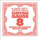 ERNIE BALL EB 1008 struna pojedyncza do gitary elektrycznej