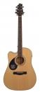 Samick GD-100S/CE LH/N – gitara elektro-akustyczna