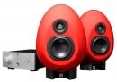 Munro Sonic EGG 100 - Aktywne monitory studyjne RD