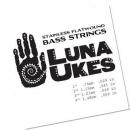 Luna UKEBASS STR - struny do ukulele basowego