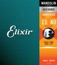 Elixir struny do mandoliny NANOWEB 11-40