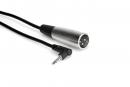 Hosa - Kabel do kamer XLRm - TS R 3.5mm, 1.5m