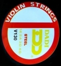 DADI V130 PRS - struny do skrzypiec 4/4