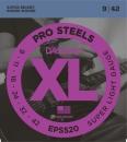 D'Addario EPS520 9-42 - struny do gitary elektrycznej
