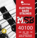 STRUNY BASS MSB-40100 GALLI /STEEL