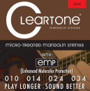 Cleartone struny do mandoliny Phosphor Bronze 10-34