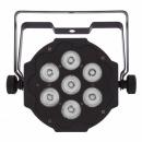 Sagitter projektor LED typu slimpar DL 7 x 12 W RGBWAU/FC IRC