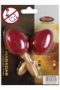 Stagg EGG MA S/RD - marakasy plastikowe czerwone