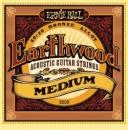 Ernie Ball EarthWood 2002 Bronze 13-56 - struny do gitary akustycznej